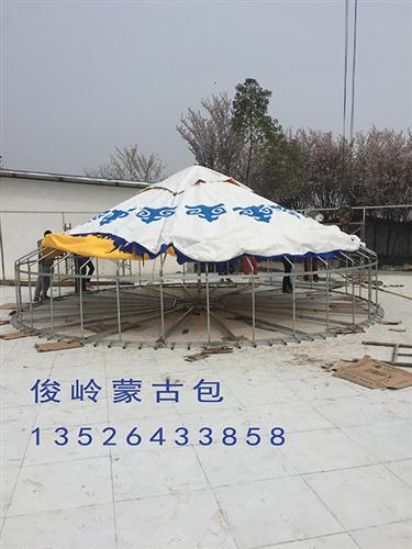 河南大型钢架蒙古包厂