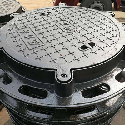 铸铁压力井盖五防井盖