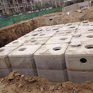 組合式鋼筋混凝土化糞池