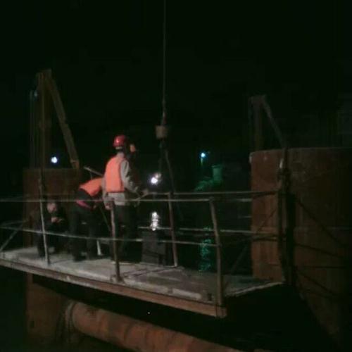 西安潜水打捞