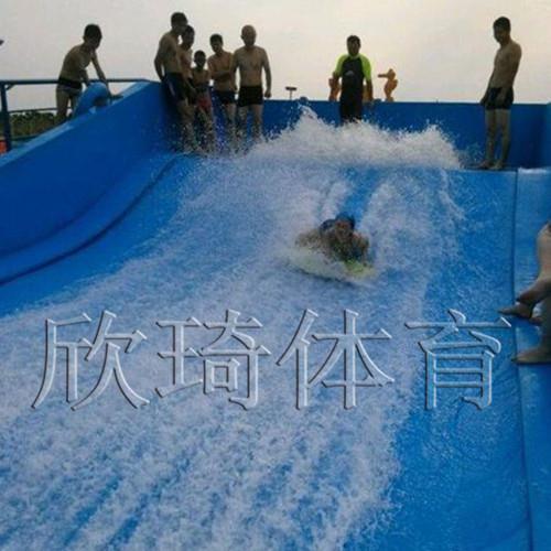 模拟冲浪机