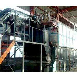 河南华冠10吨生物质锅炉项目