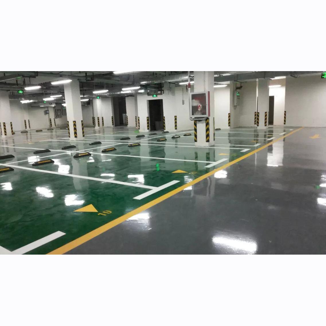 地下停车场地坪系统