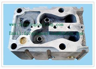 WD615 Cylinder Head