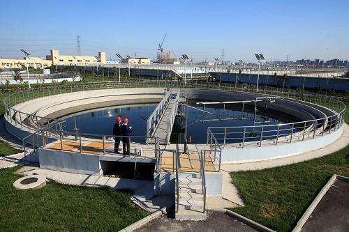 天津汙水處理廠項目-亞洲在建最大的半地下汙水處理廠