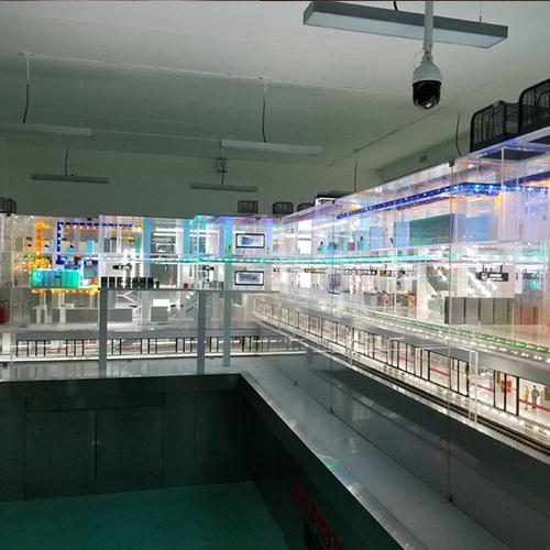 地铁站模型