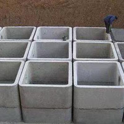 组合式钢筋混凝土化粪池