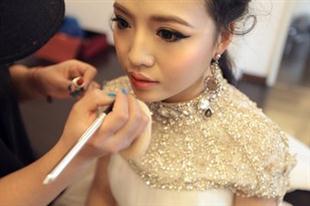 新娘跟妆,早妆,生活
