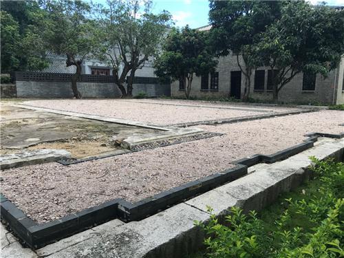 广东省台山市上川岛天主教堂遗址展示工程