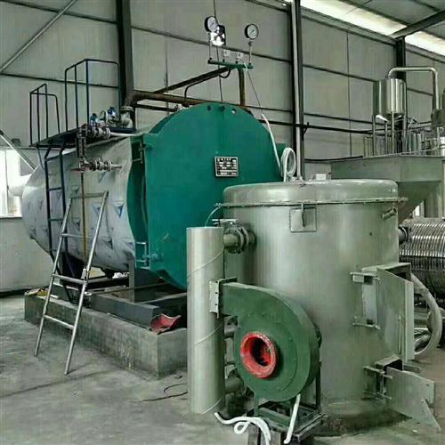 生物资蒸汽汽锅