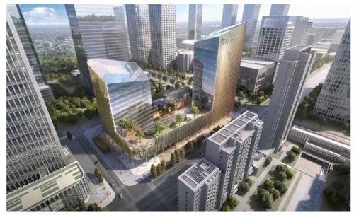 庆贺我公司中标济南中央商务区4-36地块项目基坑回填工程!