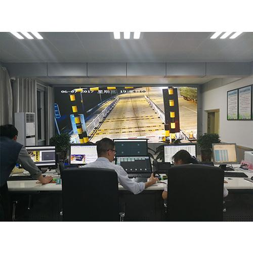 宁洛高速豫皖界站