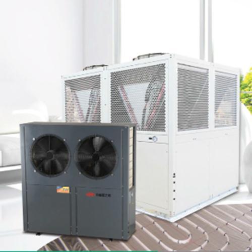许继暖之郎空气能超低温采暖热泵