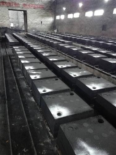 铸造机配件