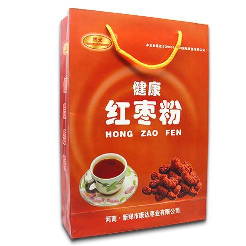 健康红枣粉礼盒