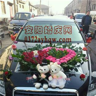 安阳奥迪俱乐部婚车租赁中心