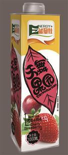 1000ml天舞果園草莓櫻桃
