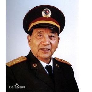 中国人民解放军高级将领秦基伟