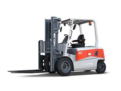 G3系列4-5吨锂电池平衡重式叉车