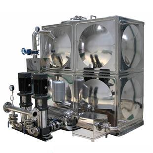 生活箱泵一体化泵站