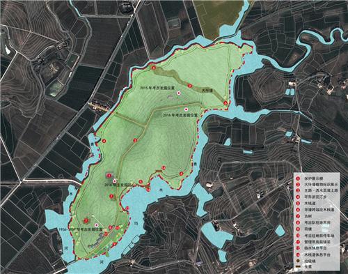 屈嘉陵遗址环境整治工程