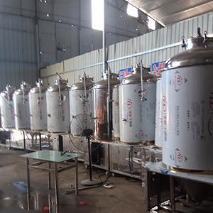 500L發酵罐