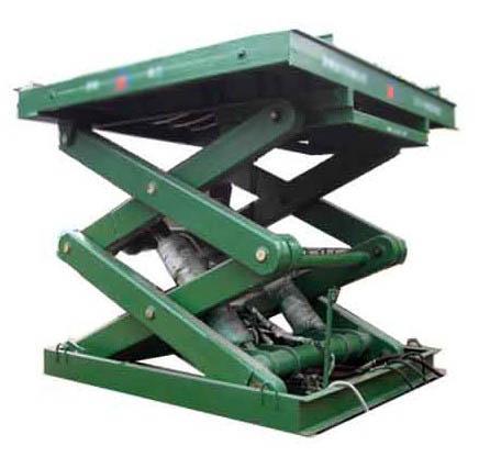 剪叉式固定升降平台-产品展示--济南xx升降机械有限