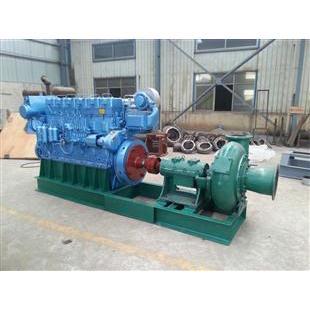 6BS砂石泵组