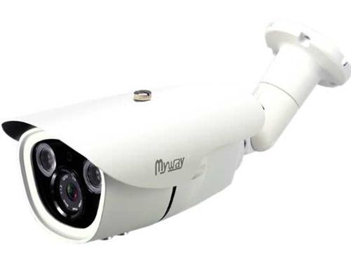 紅外筒形網絡攝像機