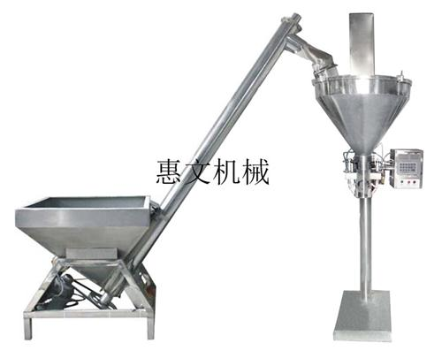 H-D淀粉面粉包装机