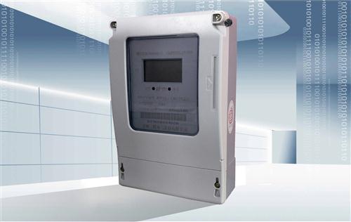 DTSY1316型三相四线电子式预付费电能表