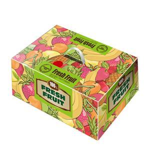 水果礼品盒  高档水果礼品盒