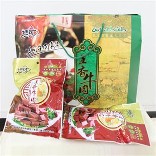 (180gx6袋)五香牛肉