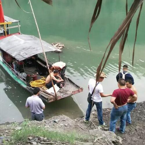 襄阳专业水下打捞