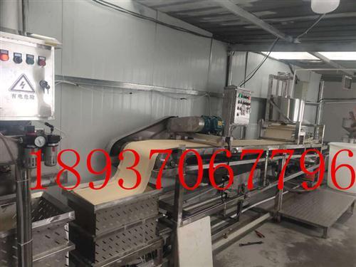 小型豆腐皮机,时产50-70公斤黄豆
