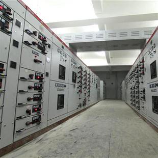 配电房变压器实际接线图