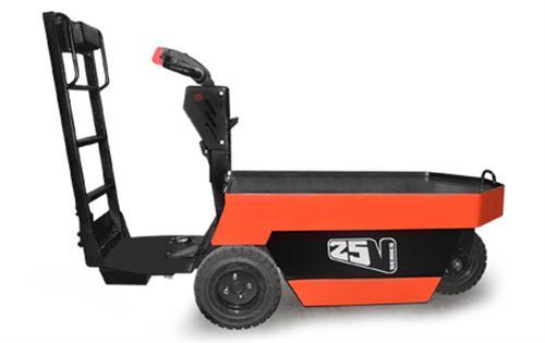 2.5噸電動牽引車QDD25P