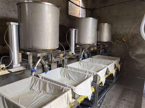 豆腐机械道选豫之商,豆腐机品质值得信赖,技术免费教学