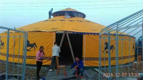 石家庄蒙古包厂家|河北蒙古包厂|金雨发河北蒙古包厂家