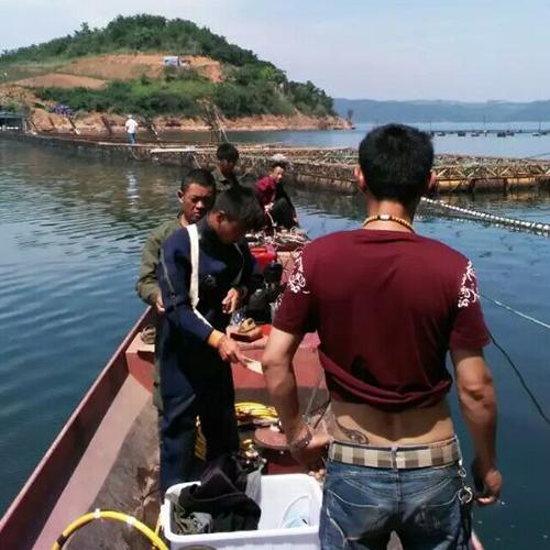 十堰潜水打捞公司