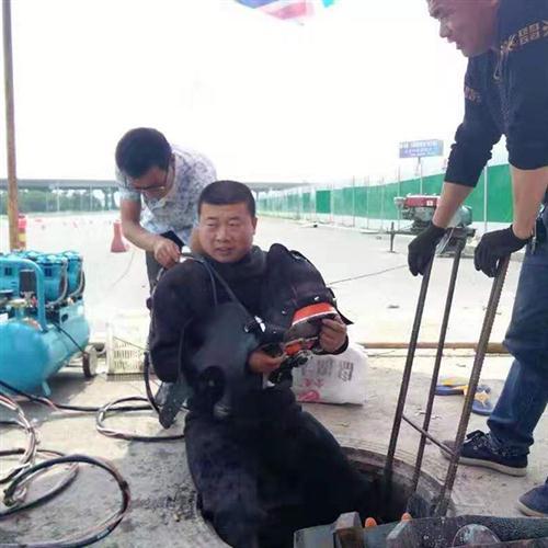 十堰潜水打捞