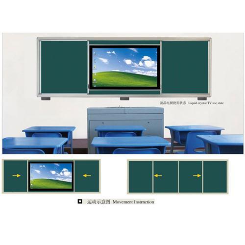 无尘化环保教学黑板