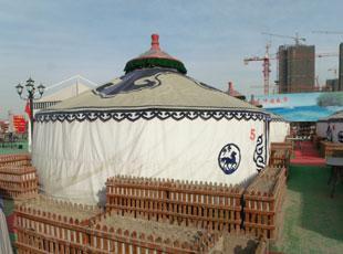 蒙古包07