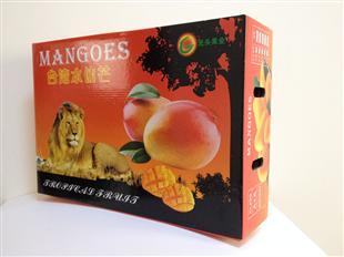 台湾水仙芒纸盒包装设计