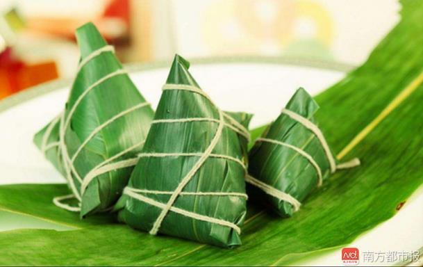 竹叶香粽礼盒