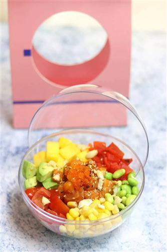 poke bowl 波奇饭系列
