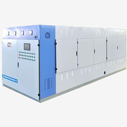 WDZ系列全自动电热蒸汽热水锅炉
