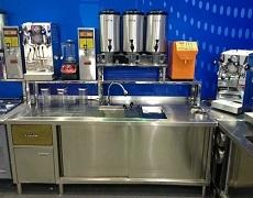 奶茶加盟设备全套多少钱?