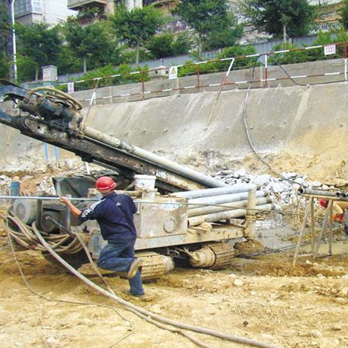 基坑支护锚固技术