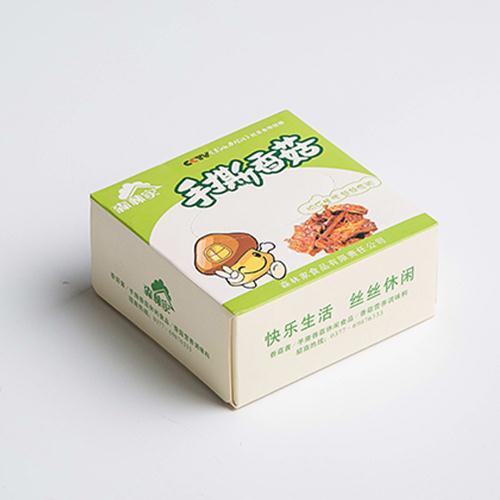 餐饮方盒抽纸
